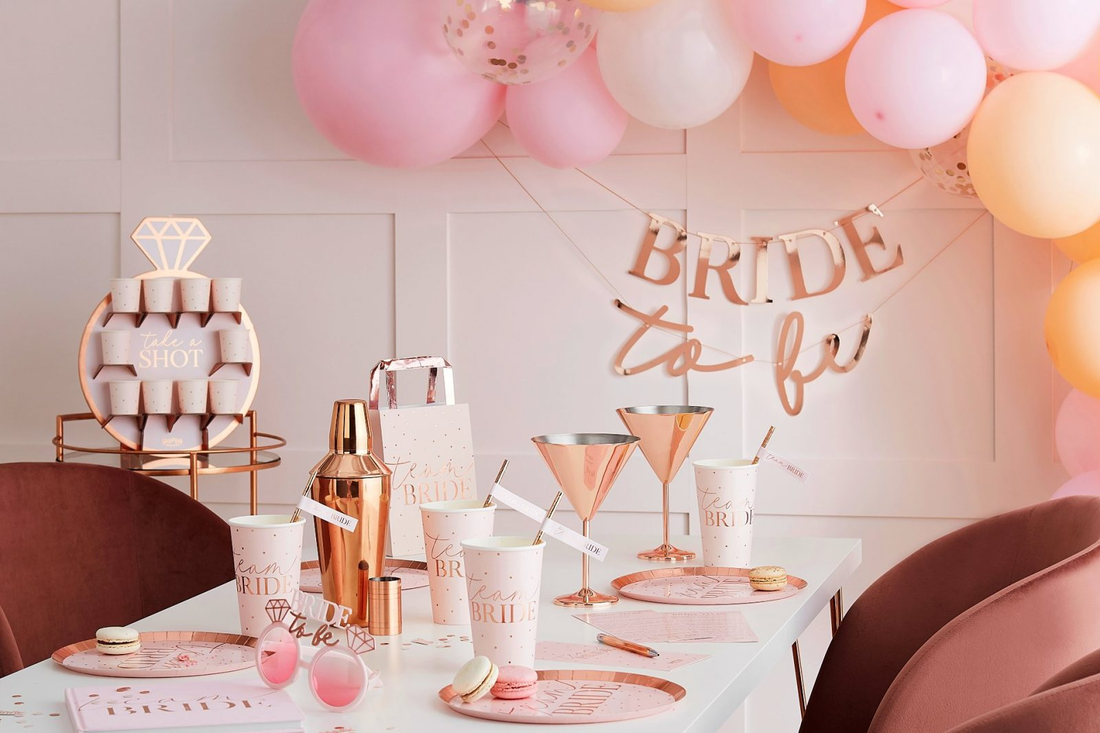 15 Fab Hen Party Decoration Ideas [Updated 2021] | The Foxy Hen